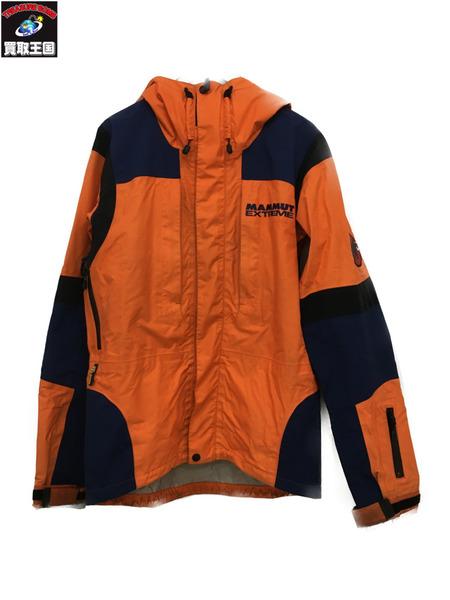 Mammut Extreme Davos Mountain Jacket (M) オレンジ【中古】
