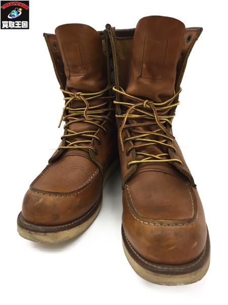 RED WING モックトゥブーツ 877 (26) ブラウン【中古】