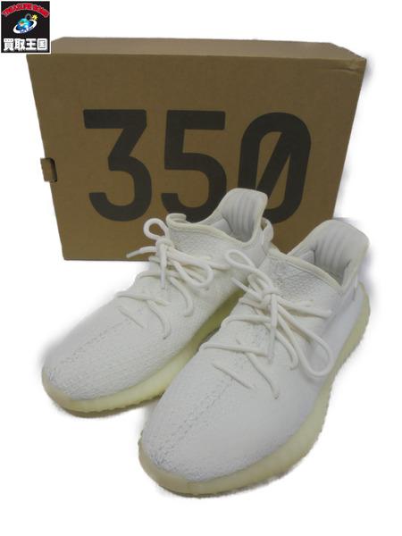 adidas originals YEEZY BOOST 350 V2 WHITE サイズ28.0cm【中古】