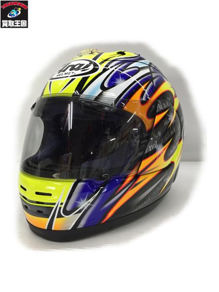 Arai ヘルメット RAPIDE-SR 青山博一モデル【中古】