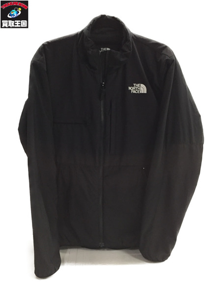 THE NORTH FACE BEAMS Expedition Light ALPHA Jacket 黒 M【中古】