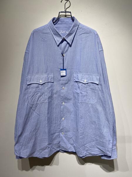 Porter Classic/20ss/roll up shirt/XL【中古】