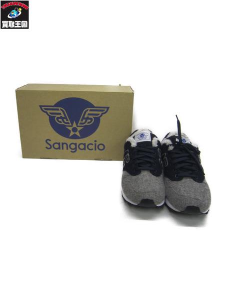 sangacio Tweed Limted Edition 26.5cm 【中古】