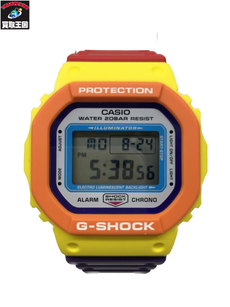 G-SHOCK Psychedelic Multi Colors DW-5610DN-9JF【中古】