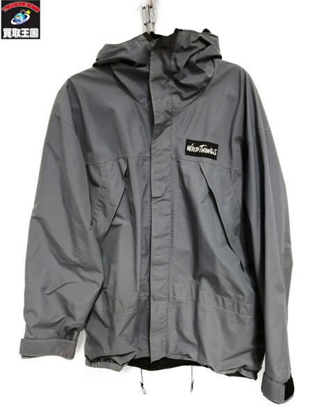 WILDTHINGS GORE-TEX デナリジャケット GRY【中古】