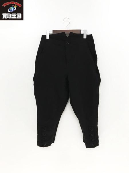 BLACK COMME des GARCONS AD2013 ジョッパーズパンツ 黒 XS【中古】
