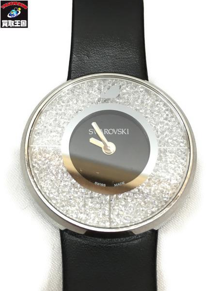 SWAROVSKI/スワロフスキー/クリスタライン/腕時計/ブラック/1135988/Swarovski Crystalline Black Watch/ウォッチ【中古】