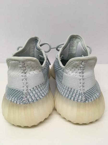 adidas YEEZY BOOST 350 V2 CLOUD WHITE 27 0HID9E2YW