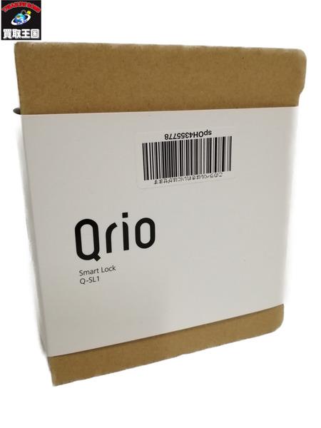 Qrio smartLock/キュリオ/スマートロック/Q-SL1【中古】