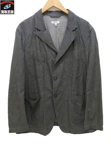 Engineered Garments/NB Jacket Blend Homespun/カバーオール【中古】[▼]
