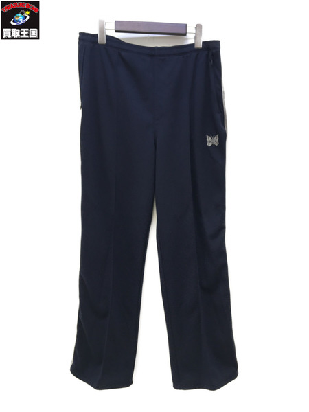 Needles/18AW/Side Line Center Seam Pant Poly Smooth【中古】