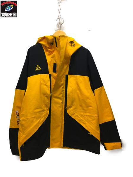 NIKE ACG GORE-TEX Jacket 黄 M【中古】