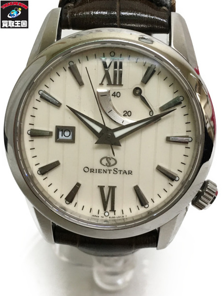 ORIENT STAR ORIENT/EL00-C0-B/自動巻き/腕時計【中古】, わらく堂スイートオーケストラ公式:3b461861 --- officewill.xsrv.jp