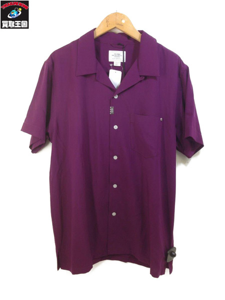 19SS 新品 CRIMIE (M) WASHABLE OPENCOLLAR SHIRTS【中古】