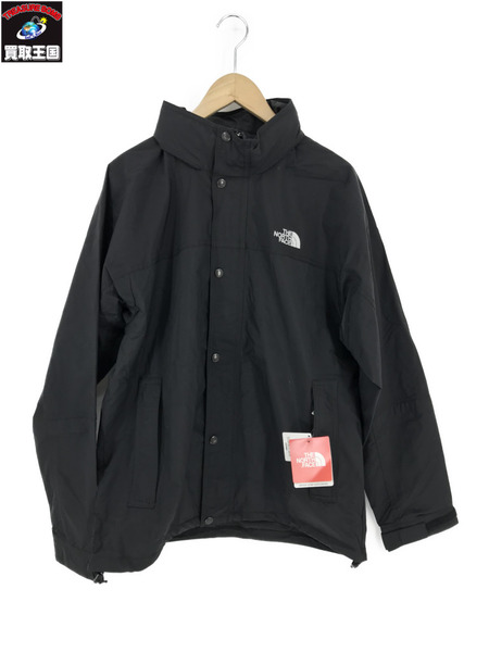 THE NORTH FACE/HYDRENA WIND JACKET/BLK【中古】[▼]