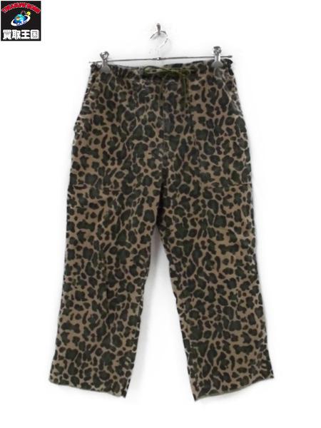 Needles 18ss Fatigue Pant Leopard Camo S【中古】[▼]