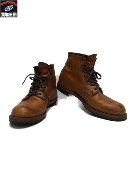 RED WING ベックマン 9013 Size26.5cm 茶色 レッドウィング ワークブーツ レザーブーツ【中古】[▼]