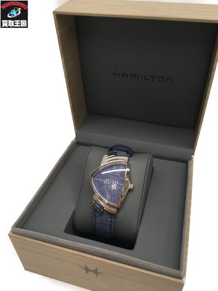 HAMILTON/H24411941/ベンチュラ デニム【中古】