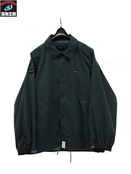 DESCENDANT 18SS/PE NYLON JACKET/コーチジャケット(2)【中古】