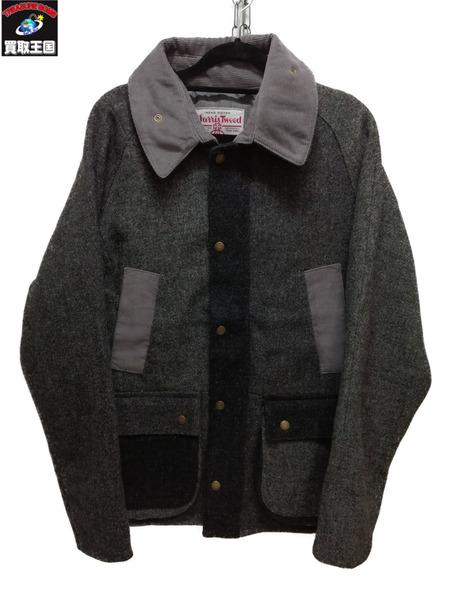 HARRIS TWEED×yoused Country Jacket M【中古】[▼]