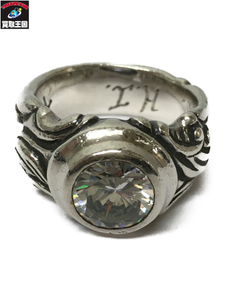 BILL WALL LEATHER/20th SPECIAL EDITION RING 本体のみ イニシャル入り【中古】