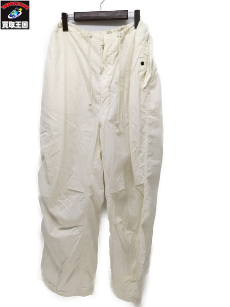 Rebuild by Needles 17SS/M-51/Snow Over Zipper Pant(P)【中古】[▼]