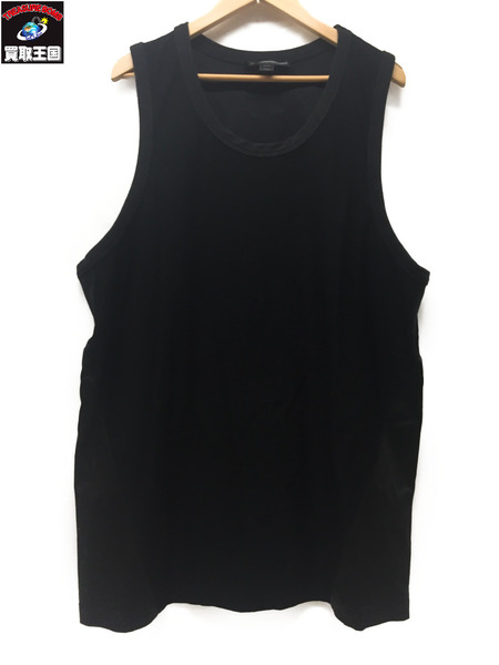 Y-3 18ss James Harden classic fitted vest top XL BLACK【中古】[値下]