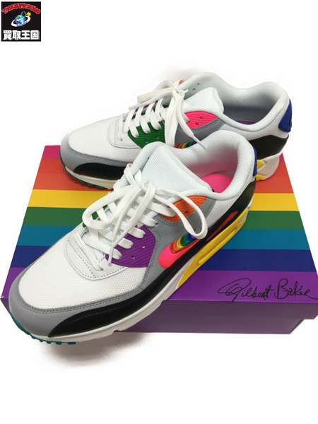 NIKE 19SS AIR MAX 90 BE TRUE (27.5)【中古】[▼]