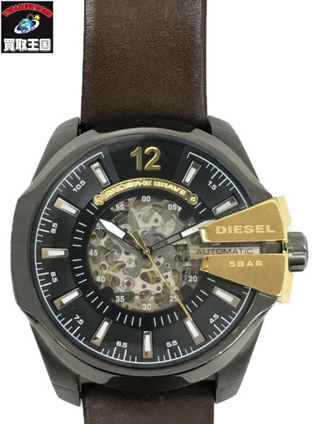 DIESEL ディーゼル メガチーフ DZ-4379 腕時計【中古】