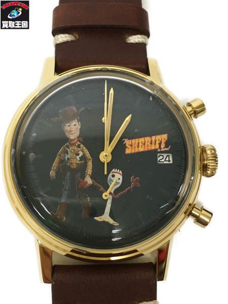 UNDONE×トイストーリー クォーツ腕時計【中古】