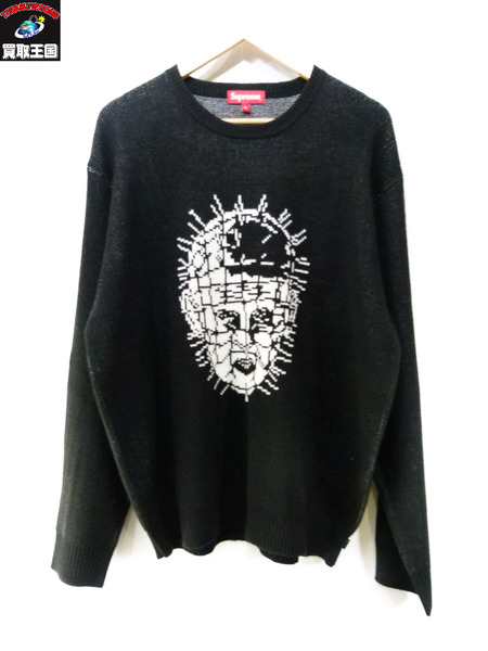 Supreme Hellraiser Pinhead Sweater XL シュプリーム【中古】[値下]
