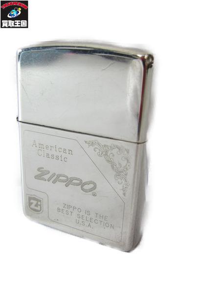 ZIPPO 1995 American Classic STERLING【中古】