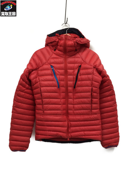MILLET TRILOGY SYNTHESIS DOWN HOODIE MIV7058 ダウンジャケット (M)【中古】