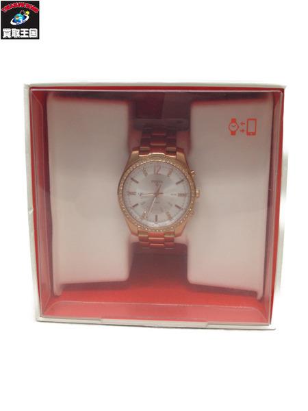 FOSSIL Q ハイブリッド スマートウォッチ Q FOSSIL ウェアラブル 腕時計 腕時計【中古】【中古】, ファクトリーダイレクトJAPAN:3e718777 --- officewill.xsrv.jp