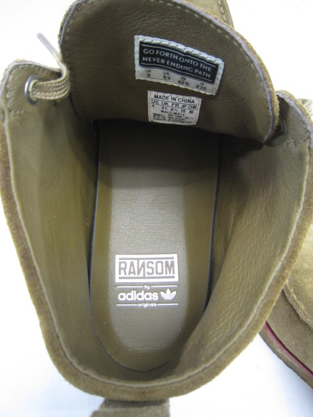 adidas originals RANSOM BLUFF MID CS size 27.0cm