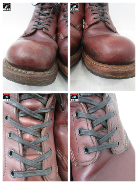 RED WING 9011 BECKMAN チェリーレッド 10 5 28 5rdWECxoQBe