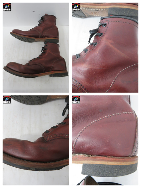 RED WING 9011 BECKMAN チェリーレッド 10 5 28 50wOPkN8ZnX