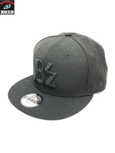 Bz NEWERA 帽子キャップ 黒 ニューエラ【中古】