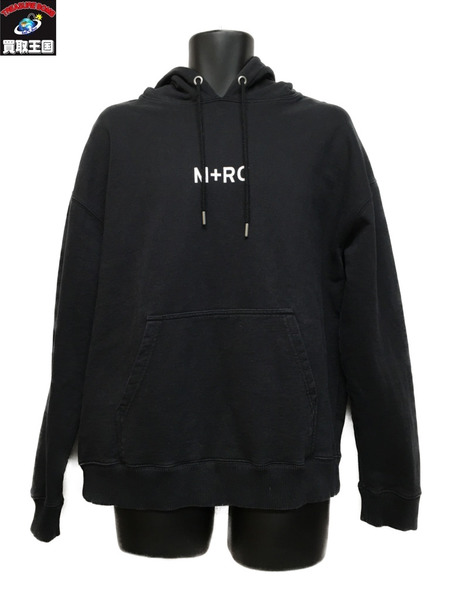 M+RC NOIR SPRING BREAK BLACK HOODIE (M)【中古】[▼]