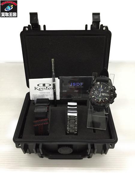 KENTEX TRIFORCE JSDF統合モデル 腕時計【中古】