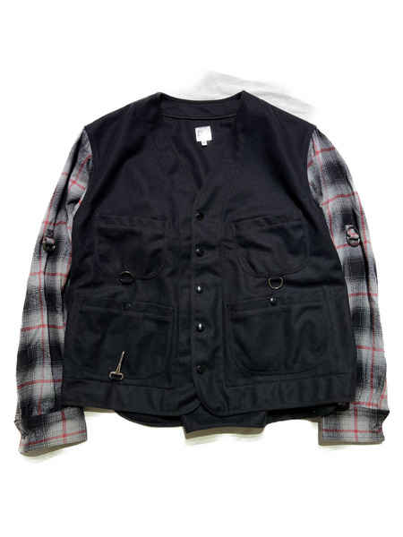 AIE/18AW/WRD Jacket/20oz Wool Melton/M【中古】