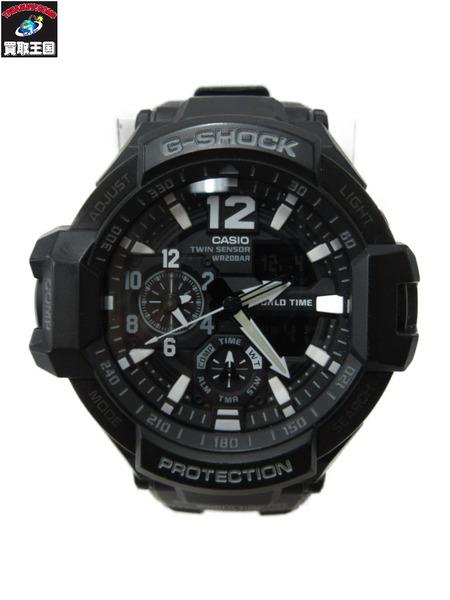 CASIO/G-SHOCK/GA-1100/スカイコックピット/腕時計【中古】