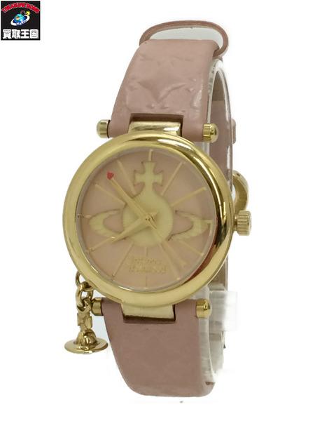 ヴィヴィアン ウエストウッド Vivienne Westwood タイムマシーン クォーツ腕時計【中古】