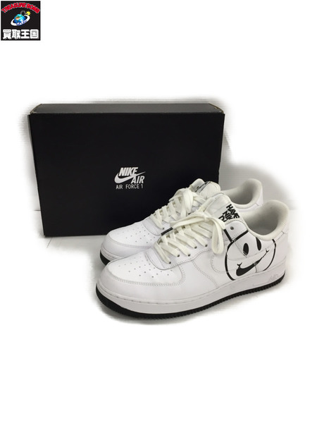 NIKE AIR FORCE 1 '07 LV8 ND WHITE 29.0cm US11【中古】[▼]