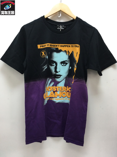 HYSTERIC GLAMOUR S/S THE DEATH CITY Tee S 【中古】