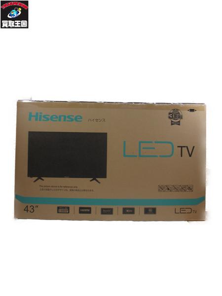 Hisense 43V型 液晶テレビ 43A50【中古】[▼]