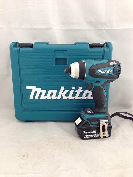 makita 18V充電式4モードインパクトドライバ【中古】