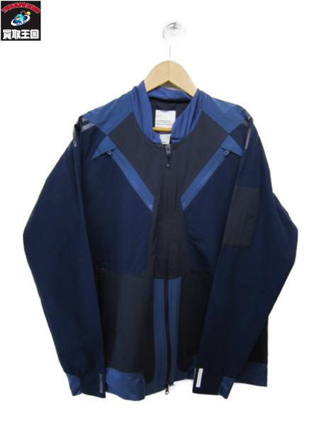 adidas×WHITE MOUNTAINEERING トラックジャケット サイズO【中古】