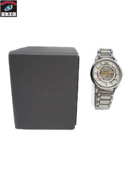 EMPORIO ARMANI/アルマーニ 腕時計/自動巻き AR1980【中古】