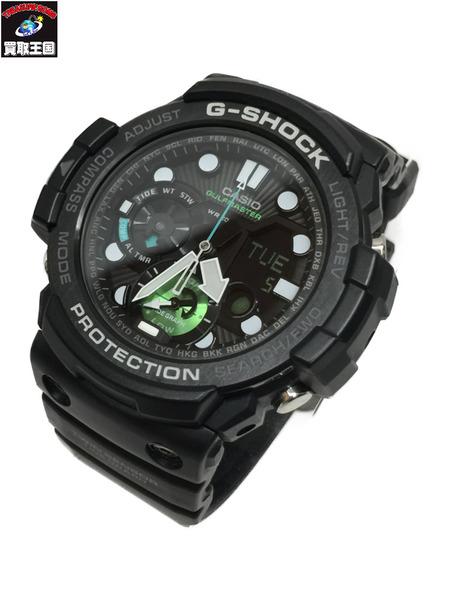 CASIO G-SHOCK GN-1000MB GULFMASTER Twin Sensor カシオ ジーショック Gショック 腕時計 ガルフマスター ツインセンサー【中古】